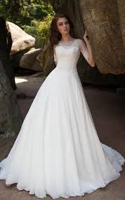 chiffon wedding dress cheap chiffon wedding gowns a line bridal dress dorris
