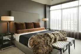 bank fã r schlafzimmer stilvolle männer schlafzimmer wohnideen einrichten stylische