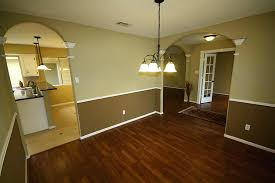 Two Tone Dining Room Paint Two Toned Dining Room Gray And Two Tone Dining Room Design