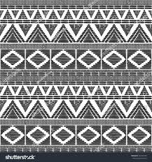 Tribal Print Wallpaper by African Print Wallpaper Border