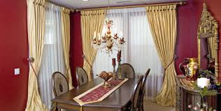 dining room curtain panels window curtains for dining room christmas ideas best image