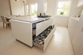 kitchen islands with drawers large handleless kitchen island drawers kitchen
