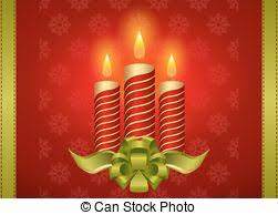 clipart vector of christmas candle vector csp6406855 search