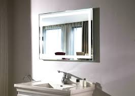 bathrooms design bathroom cabinets mirror with light lighted