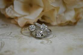 used wedding rings is it bad luck to buy a used engagement ring