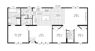Open Floorplans 28 Open Farmhouse Floor Plans House Plan 96841 At