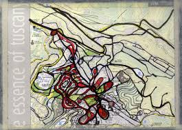 Large Siena Maps For Free by Siena Map 1 Co Existence The Organism Of Architecture
