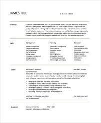 director of operations resume sle director of operations resume 7 free documents