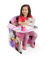 disney minnie mouse chair desk