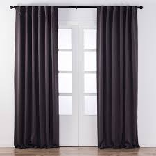 Light Block Curtains Lisbet Light Blocking Curtain Black Blackout Curtains Jysk