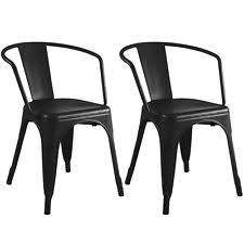 Metal Bistro Chairs Metal Cafe Chairs Ebay