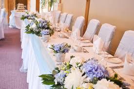 White Flower Arrangements Blue Wedding Flowers Rachel U0026 Phil U0027s Wedding At The White Hart