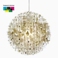 large aurora contemporary crystal pendant light designer designer