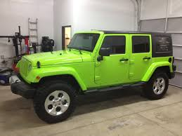 jeep sahara green new prep 2013 jeep wrangler sahara unlimited gecko green