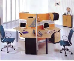 3 person workstation modular workstation computer workstation