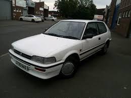 toyota corolla hatchback 1991 1991 toyota corolla gl ae92 hatchback ideal gt