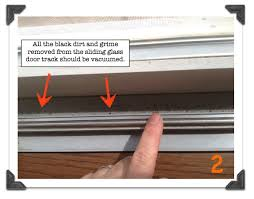 Sliding Patio Door Repair Removing Sliding Glass Door From Track Home Interior Design