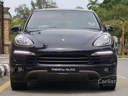 porsche cayenne price malaysia porsche cayenne 2011 3 6 in penang automatic suv black for rm