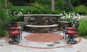 Easy Backyard Fire Pit Designs by Brick Patio Designs With Fire Pit Interior Home Design