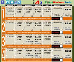 Workout Excel Spreadsheet Insanity Asylum Workout Schedule Excel U2013 Guiler Workout