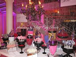 Pink Wedding Candy Buffet by 95 Best Candy Stations Images On Pinterest Marriage Sweet