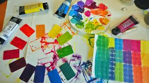 art house 577 make your own pocket color wheel