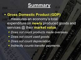 Getting Paid Under The Table Measuring A Nation U0027s Economic Health Gdp Gross Domestic Product