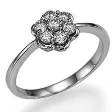 flower shaped rings images Download flower shaped wedding rings wedding corners jpg