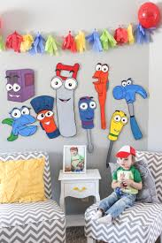 birthday party handy manny birthday party custom