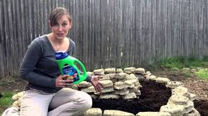 how to design and plant a spiral herb garden youtube