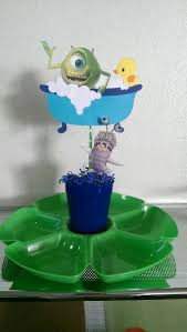 inc baby shower decorations 23 best monsters inc baby shower decorations images on