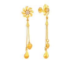 kerala earrings jos alukkas jewellery alukkas alukkas jewellery alukkas