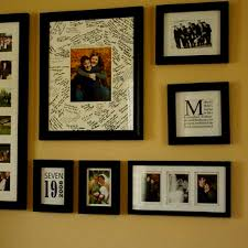 ideas for displaying pictures on walls love this to display wedding pics for the home pinterest