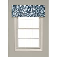 inverted box pleat rokeby road valance revibe designs