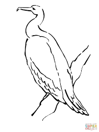 ukai japan cormorant fishing coloring page free printable