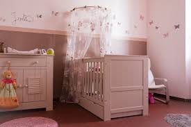 chambre de bébé fille décoration deco chambre bebe fille 11 idee decoration lzzy co with regard