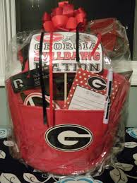 Georgia Gift Baskets Getting Basket Happy For Charity