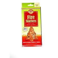 maine flame cinnamon scented fire starter 5 pack mf5 cinnamon