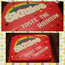43 best skittles images on pinterest skittles cake cupcake