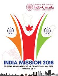 chambre commerce canada iccc india mission jan 2018 by indo canada chamber of commerce issuu