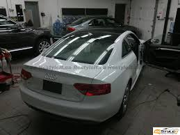 audi a5 roof audi a5 roof wrap vehicle customization shop vinyl car wrap