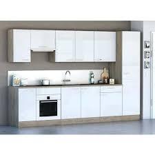 panneau cuisine finition de cuisine meuble bas 1 porte delice finition