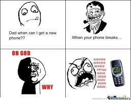 New Phone Meme - i m never getting a new phone by jayops15 meme center