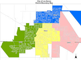 New York City Council District Map by For Visitors City Of Los Banos