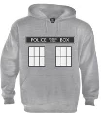 police box dr doctor show series hoodie tardis who easy halloween