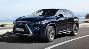 lexus hybrid sport first drive the new lexus rx450h top gear