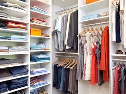 Organized Closet Simple Bedroom With Organized Closet California Design White