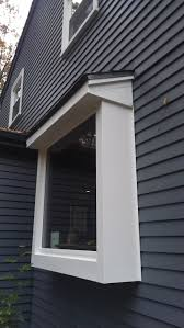 box bay window this style of window projects from the side of window bump out