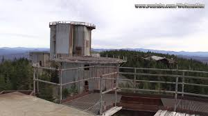 abandoned radar base on east mountain in vermont youtube