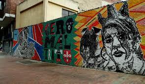 imagenes artisticas ejemplos graffiti lenguaje y expresión urbana